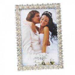 Ramka ślubna na zdjęcie 10x15. PLUS PREZENT.