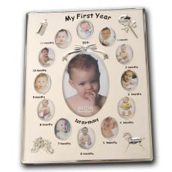 Ramka na Pierwszy Roczek Dziecka