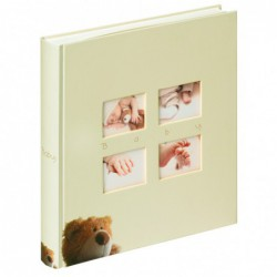 Album do zdjęć dzieci do wklejania. WEalther. Classic Bear.