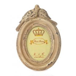Ramka owalna na zdjęcie 9x13. Windsor Royal Collection