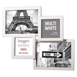 Ramka multiramka galeria na 4 zdjęcia 2 -10x10, 2 -13x18