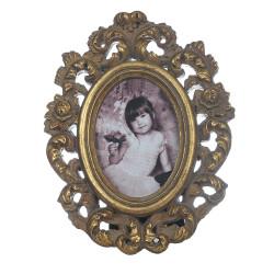 Ramka owalna 6x8,5 cm - Windsor Royal Collection.