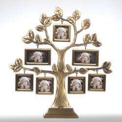 Ramka - drzewko genealogiczne 7 zdjęć