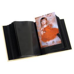 Album na 200 zdjęć 10x15 dla dziecka , dla chłopca, szyty z opisem BABY BEE, HONEY BEE