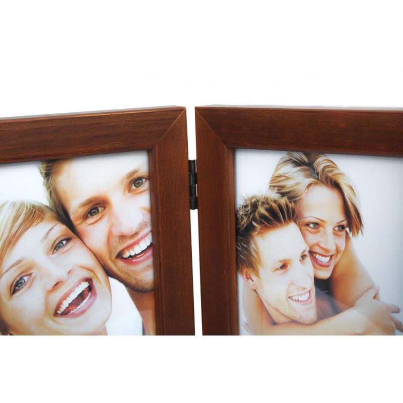 Ramka podwójna do zdjęć 10x15