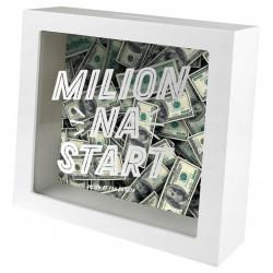 Skarbonka Super Prezent dla przyszłego milionera