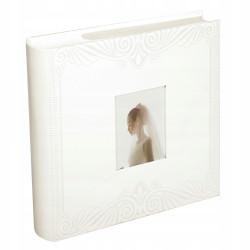 Album 200 zdjęć 10x15 Biały Ślub Chrzest Komunia
