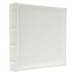 Album tradycyjny na zdjęcia ślubny biały 60 stron