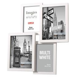 Multiramka na cztery zdjęcia 2-10x15, 2-13x18
