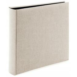 Album tradycyjny Czarne strony 100 Goldbuch Len