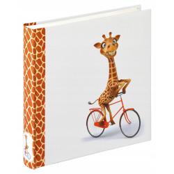 Album na zdjęcia dziecka tradycyjny Walther Żyrafa