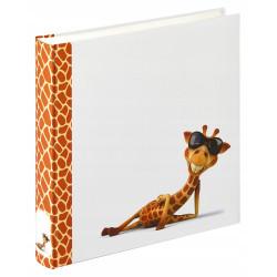 Album na zdjęcia na przylepce klej Walther Żyrafa