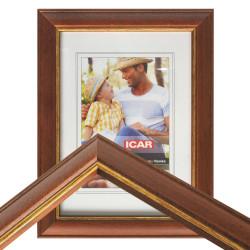 Ramka drewniana na zdjęcie 13x18 - DRIM 8