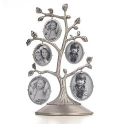 Ramka Drzewko genealogiczne na 10 zdjęć dwustronne