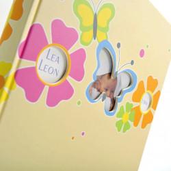 Album na zdjęcia dziecka do wklejania Walther.