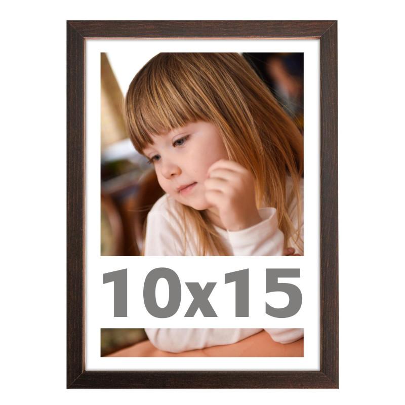 Album na 200 zdjęć 10x15 dla dziecka , dla dziewczynki, szyty z opisem BEAR PINK
