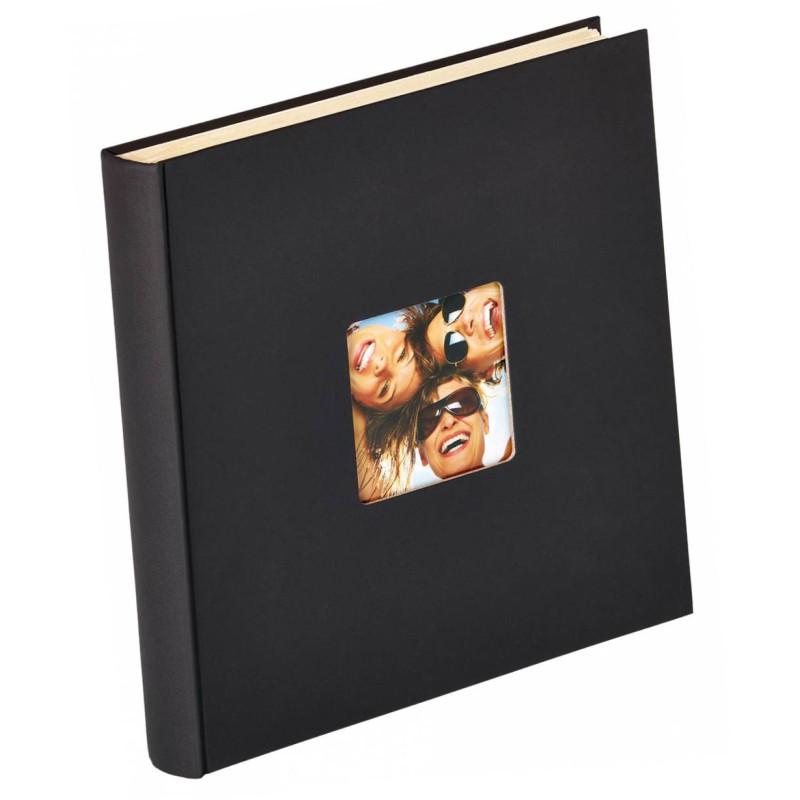 Klasyczny album na zdjęcia do wklejania, 40 stron-WHITE W